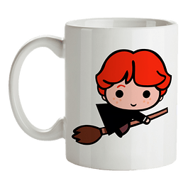 Mug Ron Weasley Quidditch Harry Potter