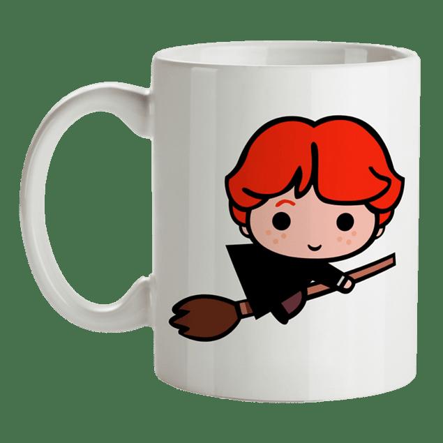 Mug Ron Weasley Quidditch Harry Potter