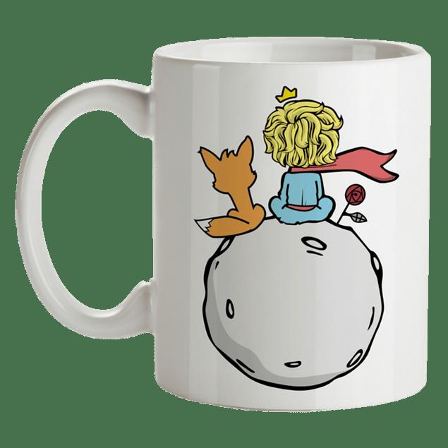 Mug El Principito Tipo Pop