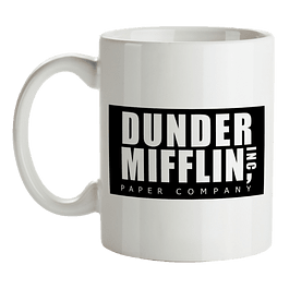 Mug Dunder Mifflin The Office Michael Scott