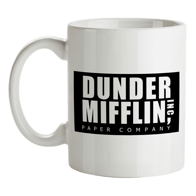 Mug Dunder Mifflin The Office Dwight Schrute