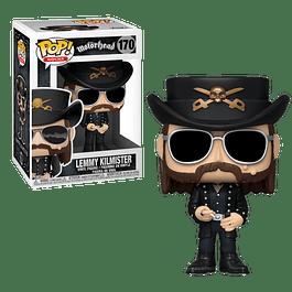 Lemmy Kilmister Funko Pop Motorhead 170