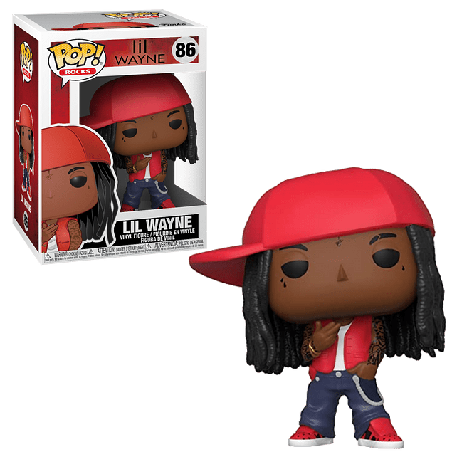 Lil Wayne Funko Pop 86