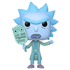 Hologram Rick Clone Funko Pop Rick And Morty 665 Amazon