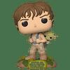 Luke Skywalker Y Yoda Funko Pop Star Wars 363