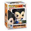 Vegeta Eating Noodles Funko Pop Dragon Ball Z 758 ECCC2020