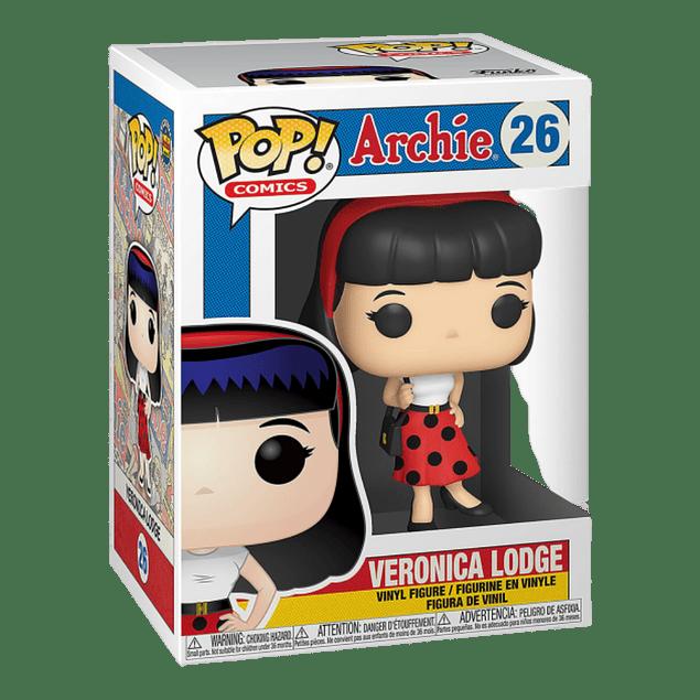 Veronica Lodge Funko Pop Archie 26