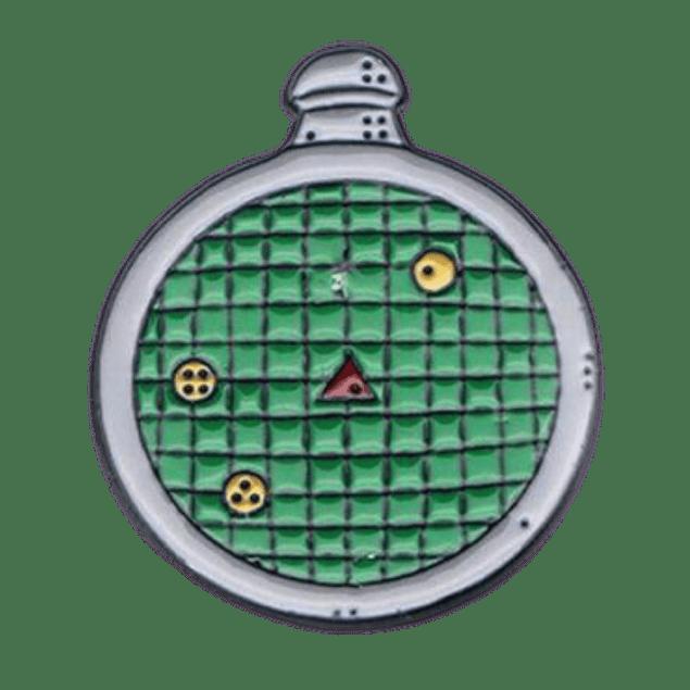 Pin Radar del Dragón Dragon Ball Z