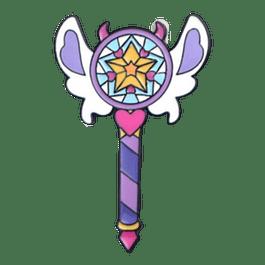 Pin Varita Mágica Star Butterfly