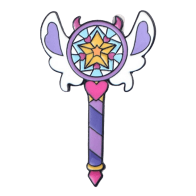 Pin Varita Mágica Star Butterfly