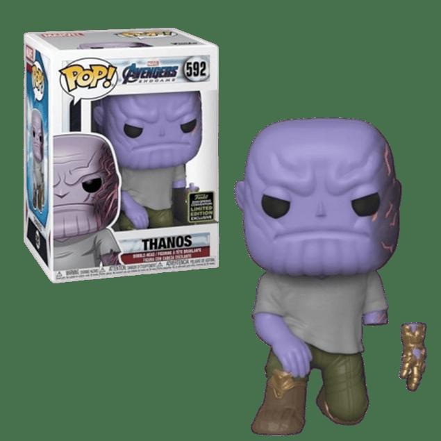 Thanos Funko Pop Avengers Endgame 592 ECCC 2020