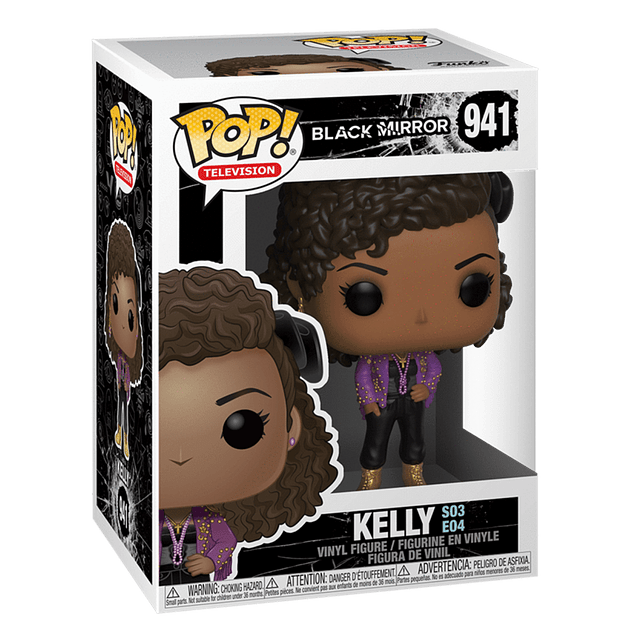 Kelly Funko Pop Black Mirror 941