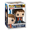 Marty In Puffy Vest Funko Pop Back To The Future 961