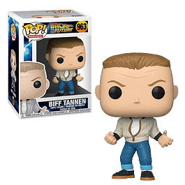 Biff Tannen Funko Pop Back To The Future 963