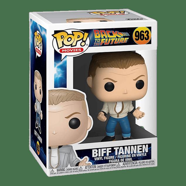 Biff Tannen Funko Pop Back To The Future 963