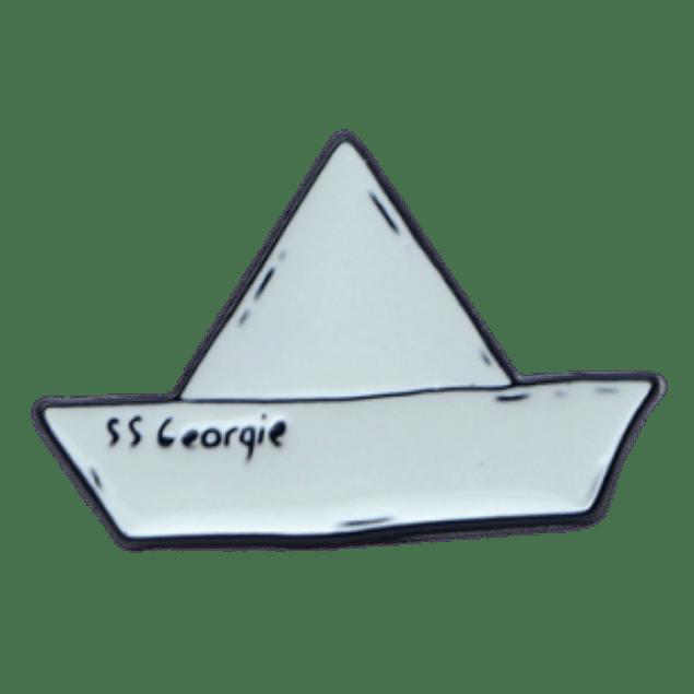 Pin Barco Georgie It