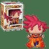 SSG Goku Funko Pop Dragon Ball Super 827 SDCC2020