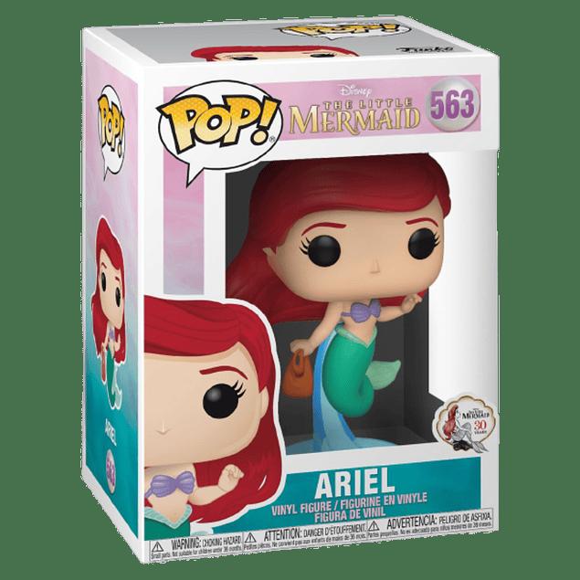 Ariel Funko Pop The Little Mermaid 563