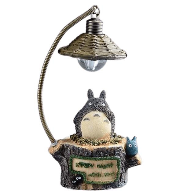 Lámpara Mi Vecino Totoro