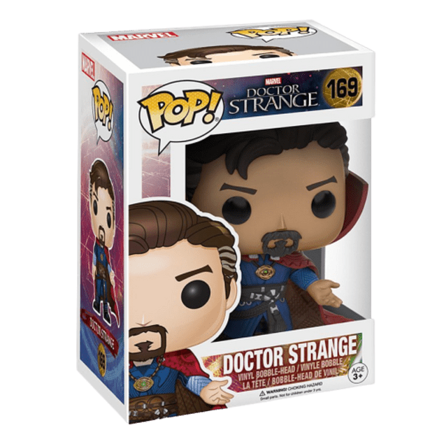 Doctor Strange Funko Pop 169