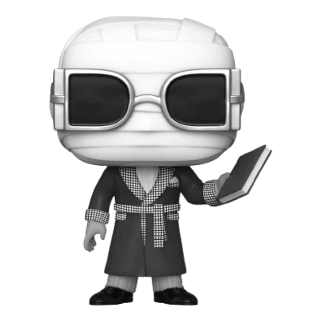 The Invisible Man Funko Pop Universal Monsters 608 Walgreens