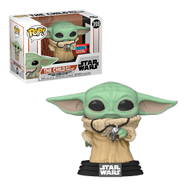 The Child With Pendant Funko Pop Star Wars 398 NYCC2020