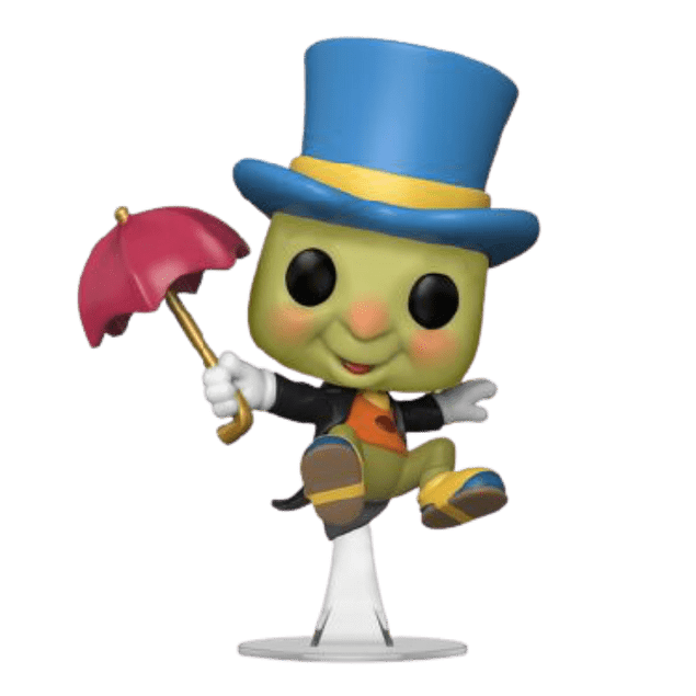 Jiminy Criquet Funko Pop Pinocchio 980 NYCC2020