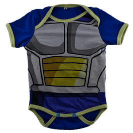 Body Bebés Vegeta Dragon Ball Z