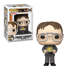 Dwight Schrute Funko Pop The Office 1004