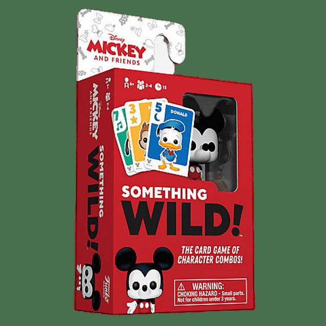 Funko Something Wild Mickey Mouse