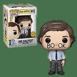 Jim Halpert Funko Pop The Office 870 Chase
