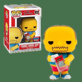 Comic Book Guy Funko Pop The Simpsons 832 NYCC2020