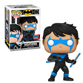 Nightwing Funko Pop Batman 364 NYCC2020