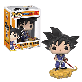 Goku Flying Nimbus Funko Pop Dragon Ball 109