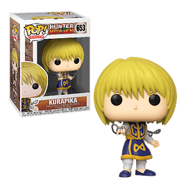 Kurapika Funko Pop Hunter X Hunter 653