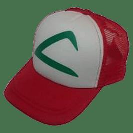 Gorra Ash Ketchup Pokemon