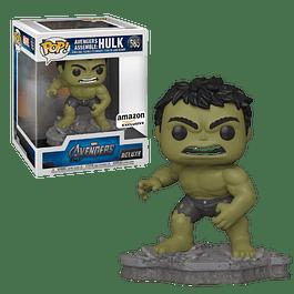 Hulk Avengers Assemble Funko Pop Marvel 585 Amazon