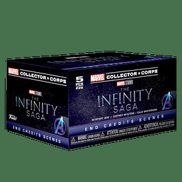 Funko Pop Marvel Collector Corps Infinity Saga End Credits