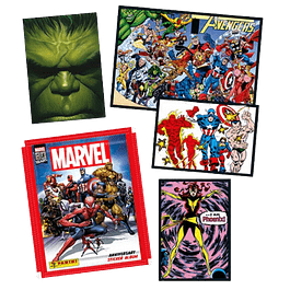 Sobre Panini Marvel 80 Years X1