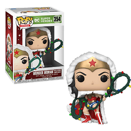 Wonder Woman With String Light Lasso Funko Pop DC 354
