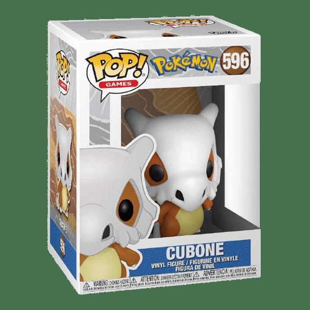 Cubone Funko Pop Pokemon 596