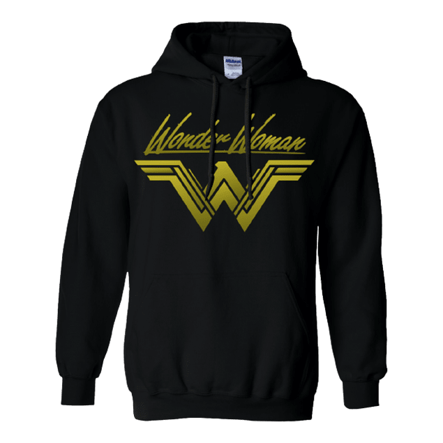 Buzo Wonder Woman Letras