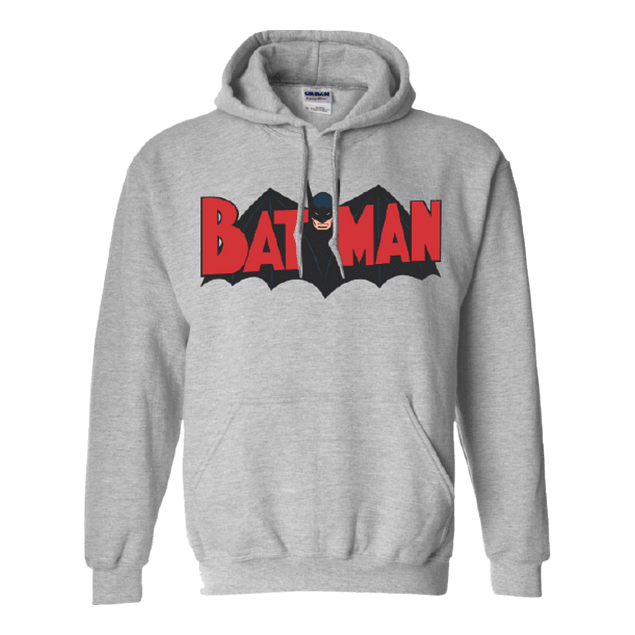 Buzo Batman Classic