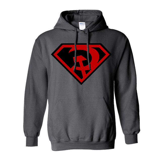 Buzo Superman Red Son