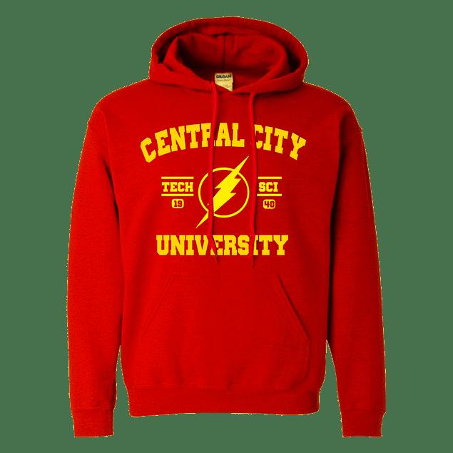 Buzo Flash Central City University