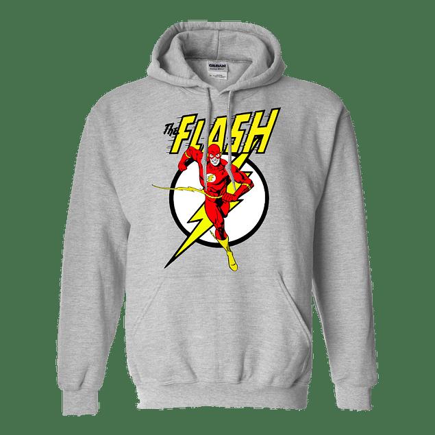 Buzo Flash Corriendo