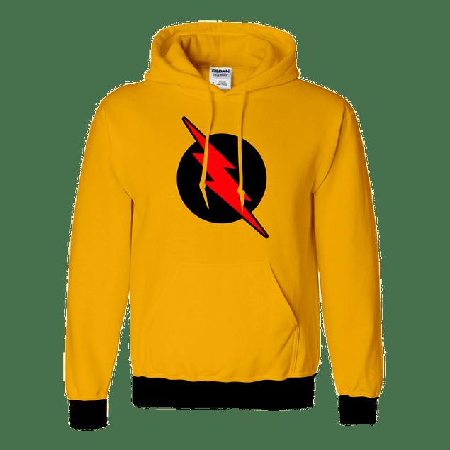 Buzo Reverse Flash
