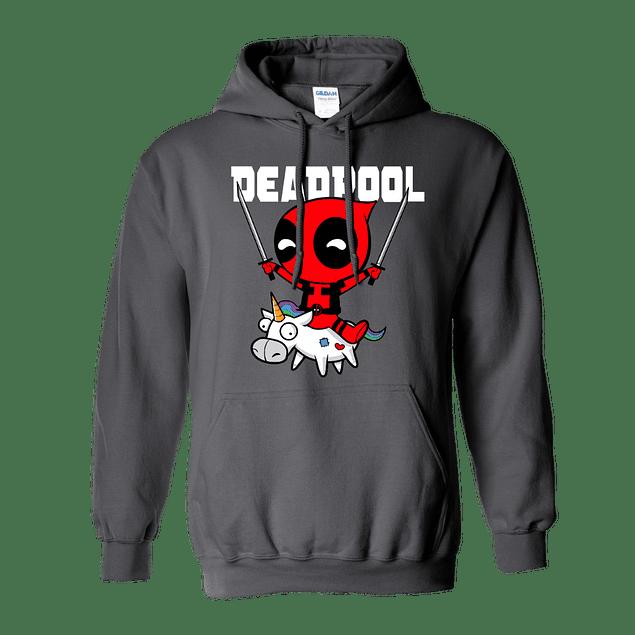 Buzo Deadpool Unicornio