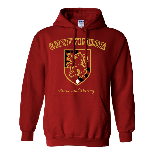 Buzo Harry Potter Gryffindor Brave And Daring