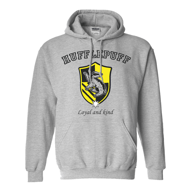 Buzo Harry Potter Hufflepuff Loyal And Kind